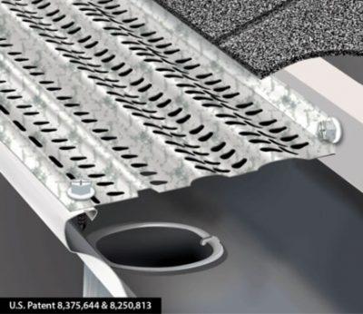 new wave gutter pix1 400x346 - Seamless Gutters