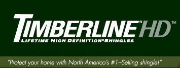 Timberline roofing shingle seal