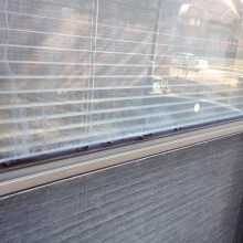 aluminum windows before 3 220x220 - Thermal Break Aluminum Windows