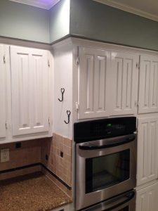 before kitchen cabinets