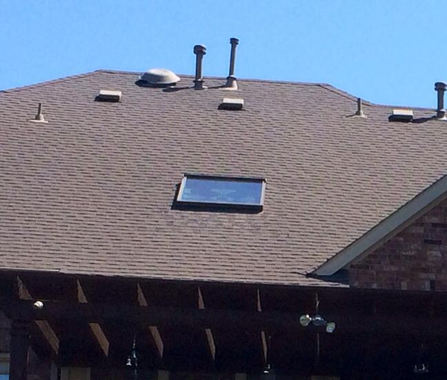 New Hail Resistant Roof