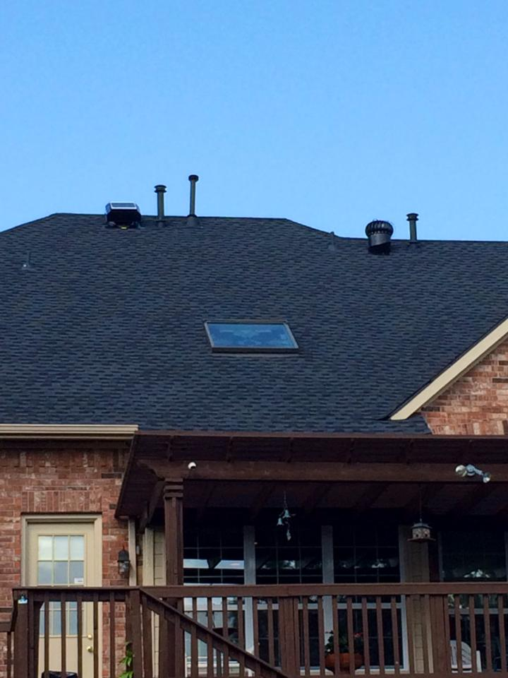 Hail Resistant Roof