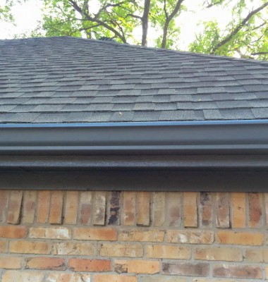 After Gutter Replacement