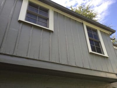 Before Siding Replacement