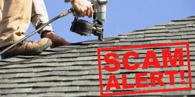 Roofing-Scams