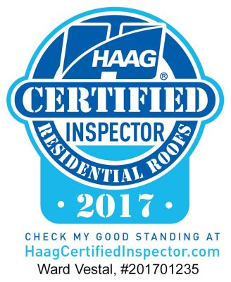 Wards Haag Logo Full Color 328x400 - Haag Certified Roofing Inspectors in the DFW