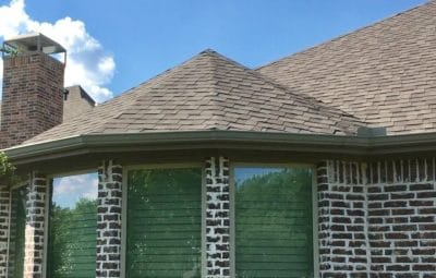 aug 15 before 1 400x255 - Proper Shingle Installation and How To Choose the Right Roofer