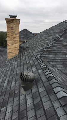 replaced roof