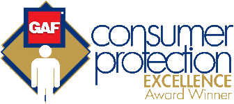 GAF Award - 2017 GAF Consumer Protecion Excellence Award Winner