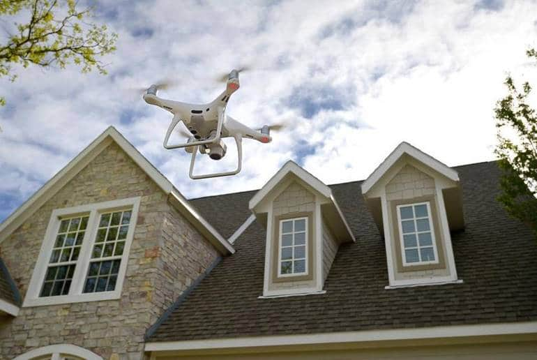 drone home inspections - Drone Roof Inspections