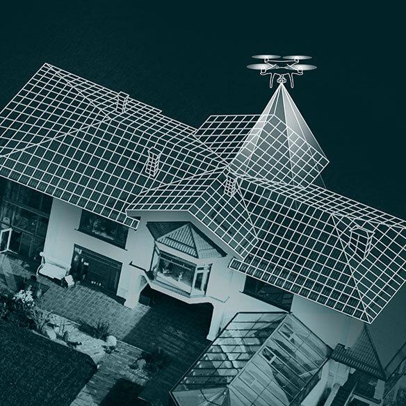 drone roof inspections, mckinney, allen, plano