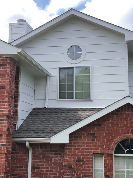 exterior house painting after - Painting