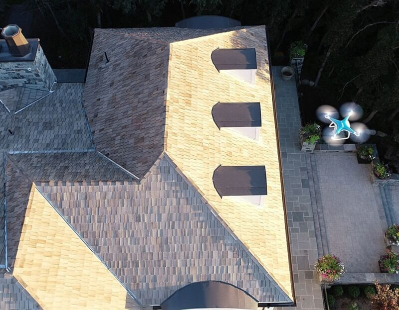 drone inspection of roof - Drone Roof Inspections