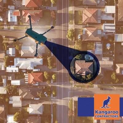 KangarooContr 4.3.19 03 400x400 - Four Steps to Protect Your McKinney Roof This Spring