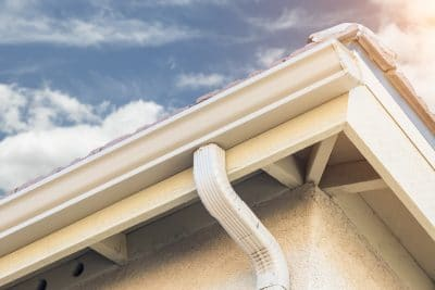 Replacing Gutters in McKinney, TX