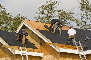Roof Underlayment