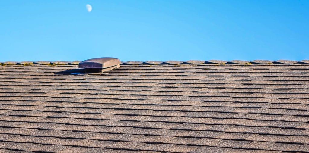 Sun Damaged Roof