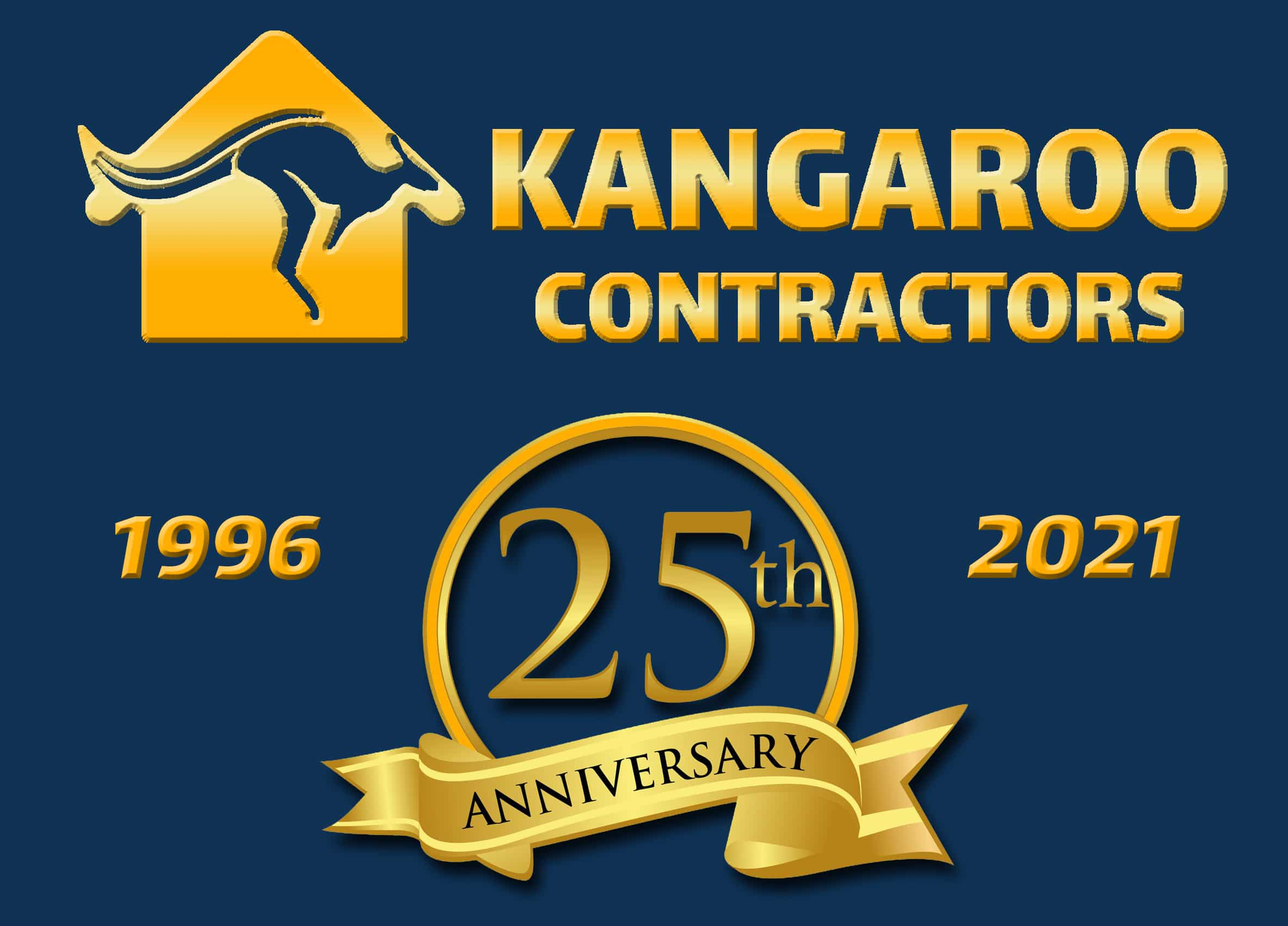 Kangaroo 2021 25th Anniv Logo
