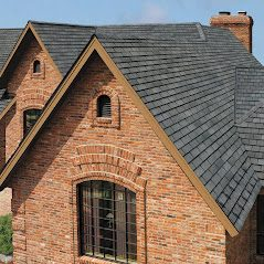 Professionally installed roof